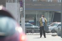 Первый день масочного режима в Туле, Фото: 9