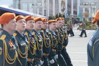 Репетиция парада Победы в Туле, Фото: 132