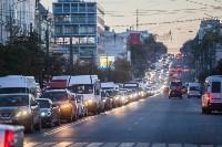 Транспортный коллапс в центре Тулы, Фото: 15