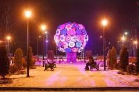 Украшение парка к Новому году, 15.12.2015 , Фото: 3