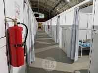 В Туле сотрудники МЧС эвакуировали госпитали госпиталь для больных коронавирусом, Фото: 64