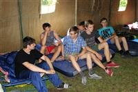 Тульский ОМОН провел боевую подготовку школьников, Фото: 22