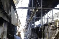 """Сгорел рынок """"Салют"""", Фото: 22"""