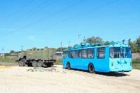 Троллейбус на набережной, Фото: 5