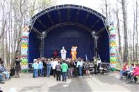 В Комсомольском парке появилась новая эстрада, Фото: 1
