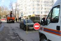 Как устраняют коммунальную аварию в Туле, Фото: 12