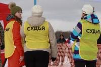 В Тульской области прошла «Лыжня Веденина-2019»: фоторепортаж, Фото: 49