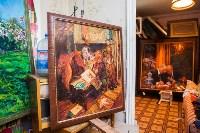 Александр Немцов рассказал об истории картины с Путиным, Богородицей и Николаем II, Фото: 22