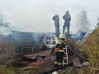 Пожар возле Тульского цирка, Фото: 10