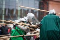 Средневековые маневры в Тульском кремле. 24 октября 2015, Фото: 120