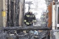 Пожар в Бухоновском переулке, Фото: 3