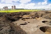 Раскопки на берегу Упы, Фото: 12
