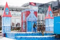 Праздничное оформление площади Ленина. Декабрь 2014., Фото: 2