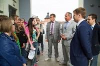 В Туле открылся молодёжный юридический лагерь ЦФО, Фото: 9