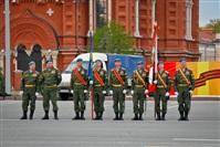 Вторая генеральная репетиция парада Победы. 7.05.2014, Фото: 60