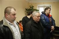 Аукционы на право аренды земель под парковки в фонде имущества Тульской области. 12 декабря 2013, Фото: 1