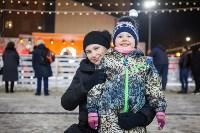 Как туляки отпраздновали Старый Новый год на музыкальном катке кластера «Октава», Фото: 84