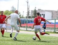 4-ый традиционный футбольный турнир среди журналистов, Фото: 44