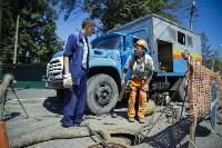 Плановое отключение воды: ремонтные работы, Фото: 4
