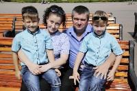 В Центральном парке Тулы прошел фестиваль близнецов, Фото: 1