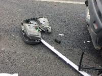 Массовое ДТП в центре Тулы: четверо пострадали, Фото: 5