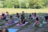 Йога в Центральном парке, Фото: 25