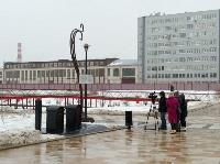 На Казанской набережной впервые в Туле поставили подземную мусорную площадку, Фото: 5