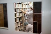 В Киреевске поликлинике помогают волонтеры, Фото: 27