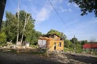 Снос цыганских домов на Косой Горе, Фото: 16