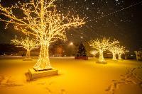 В Туле ночью бушевал буран, Фото: 40