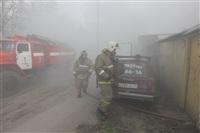 Пожар на ул. Руднева. 20 ноября, Фото: 4