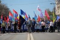 1 мая в Туле прошло шествие профсоюзов, Фото: 10