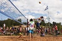 Пляжный волейбол в Барсуках, Фото: 139