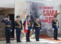 Церемония крепления Боевого знамени к древку, Фото: 5