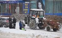 Снегопад в Туле, 9.01.2016, Фото: 27