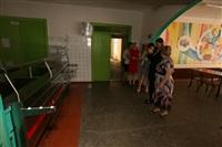 Галина Ратникова проверяет готовность узловских школ к учебному году, Фото: 8