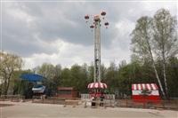 """Зона """"Драйв"""" в Центральном парке. 30.04.2014, Фото: 2"""