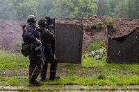 В Туле спецподразделения ОМОН и СОБР провели учения, Фото: 26