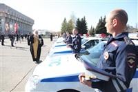 Тульским ГАИшникам передали ключи от новых машин, Фото: 1