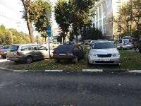 Автохамы на проспекте Ленина в Туле, Фото: 4