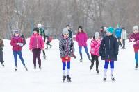 В Туле прошли массовые конькобежные соревнования «Лед надежды нашей — 2020», Фото: 3