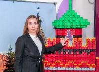 Туляки построили из конструктора башню Одоевских ворот Тульского кремля, Фото: 8