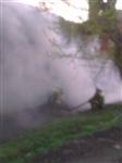 В Туле загорелся дом, Фото: 14