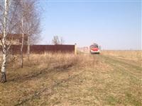 В Ленинском районе из-за горящей травы сгорела дача, Фото: 8