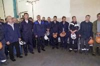 Алексей Дюмин посетил Ефремовский завод синтетического каучука, Фото: 8