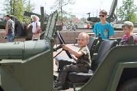 Празднование Дня Победы в музее оружия, Фото: 8