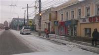 Уборка снега. 17 марта 2014, Фото: 1