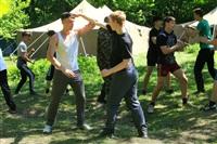 Тульский ОМОН провел боевую подготовку школьников, Фото: 5