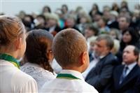 1 октября здесь прошли торжественные мероприятия, приуроченные ко Дню учителя. Фоторепортаж., Фото: 25