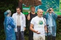 На экотропе «Малиновая засека» прошел Всероссийский субботник, Фото: 21